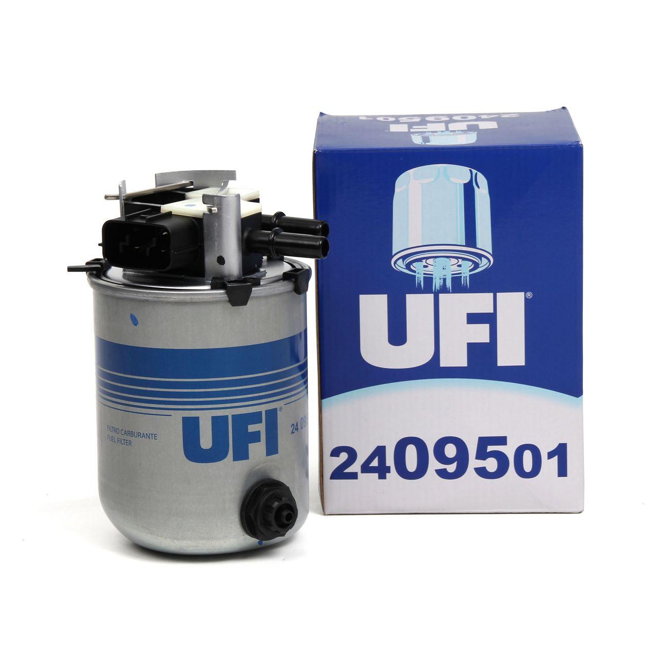 UFI Kraftstofffilter Dieselfilter für NISSAN QASHQAI X-TRAIL RENAULT KADJAR