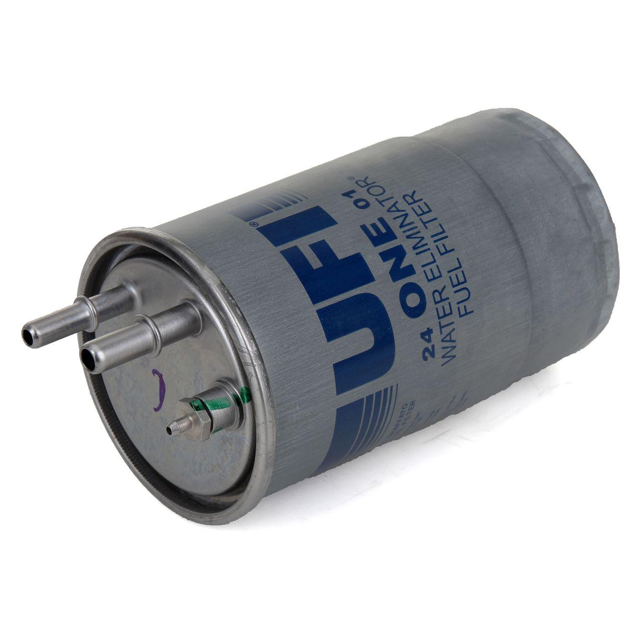 Inspektionskit 4-tlg FIAT 500 / C (312) 1.3 D Multijet 95 PS ab 09.2011 mit Klima