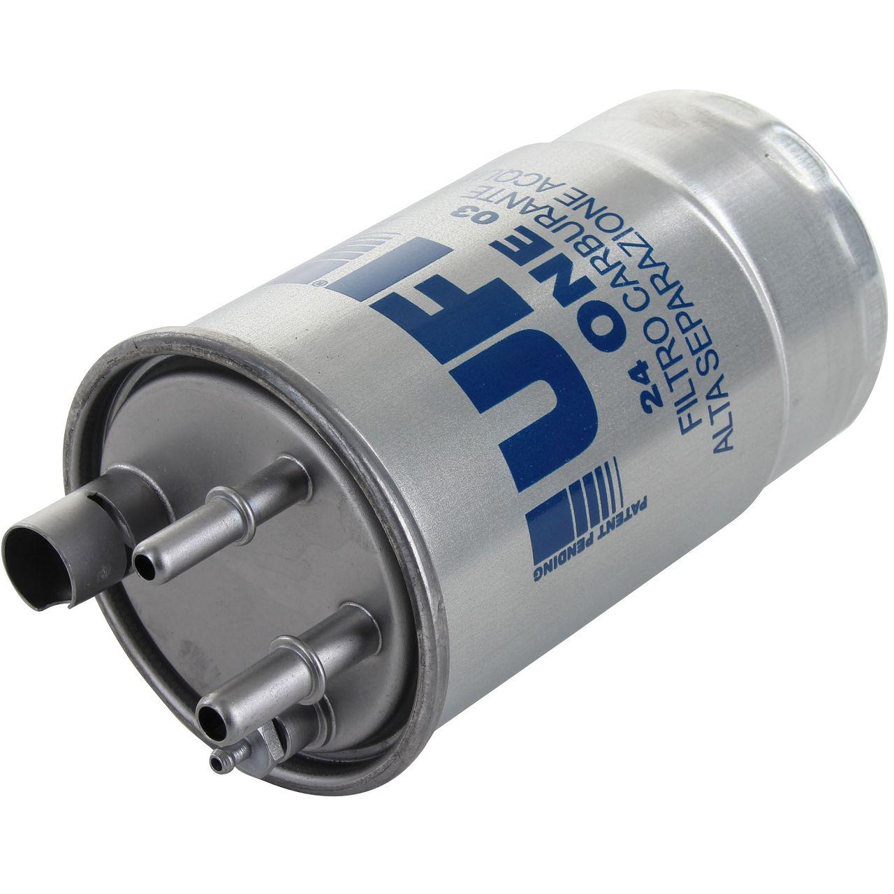 UFI Kraftstofffilter Dieselfilter für Opel Meriva A 1.3CDTI 69/75 PS 24.ONE.03
