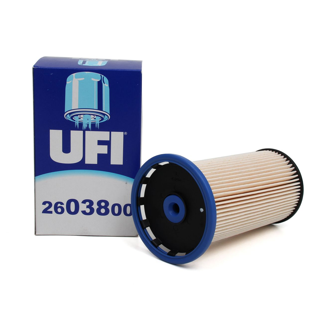 UFI Kraftstofffilter Dieselfilter für AUDI A3 SKODA VW GOLF 7 PASSAT 1.6 2.0TDI