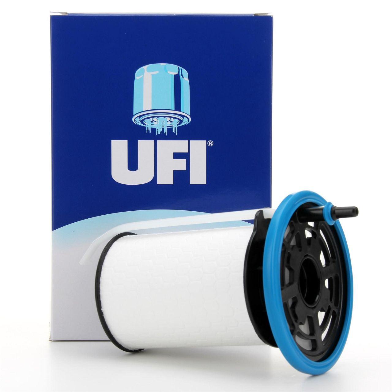 UFI Kraftstofffilter Dieselfilter für FIAT 500 L X DOBLO DUCATO FIORINO PANDA