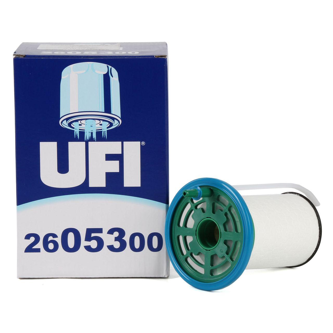 UFI Kraftstofffilter Dieselfilter CITROEN Jumper PEUGEOT Boxer 2.0 BlueHDi