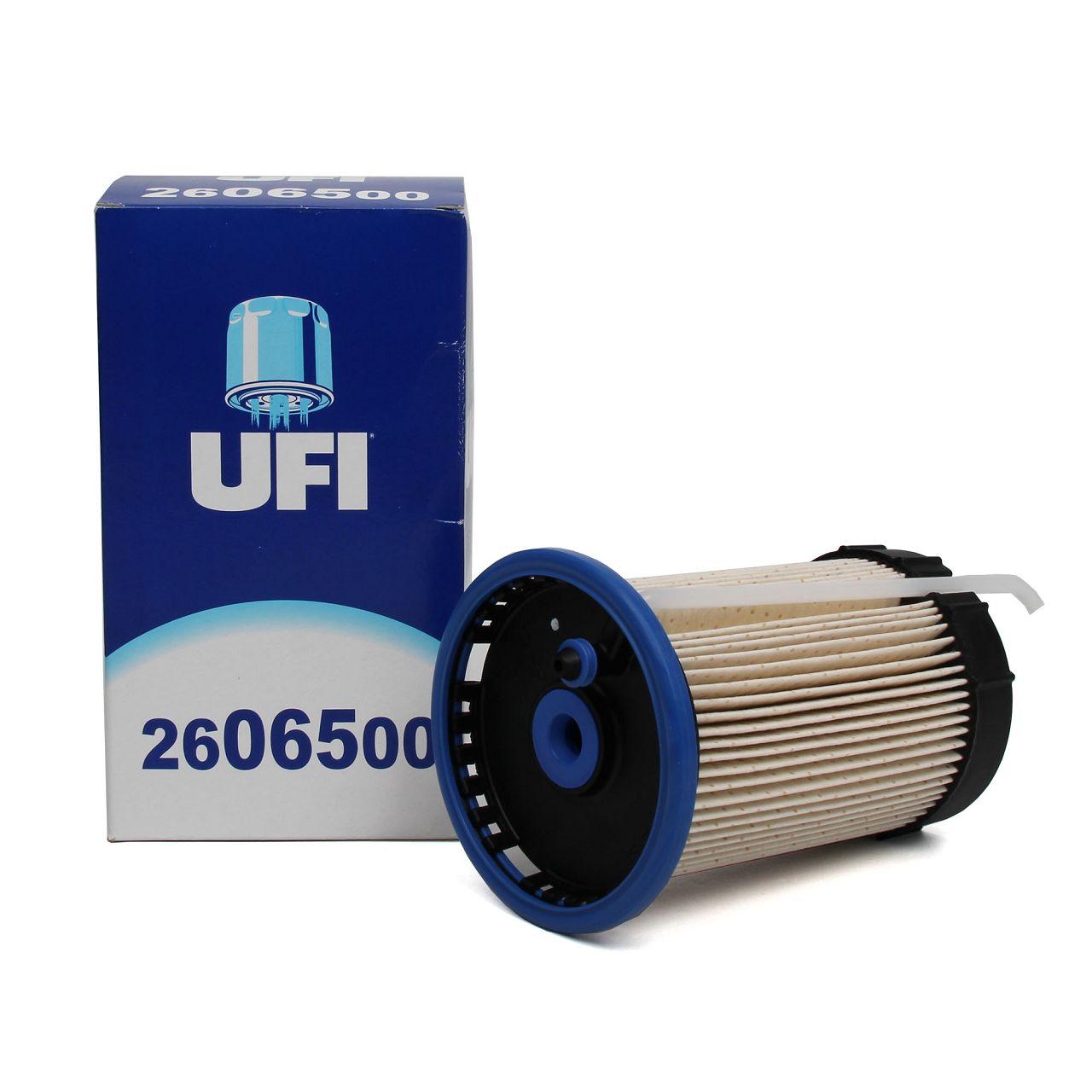 UFI Kraftstofffilter Dieselfilter 26.065.00 AUDI SEAT SKODA VW 1.6 TDI 2.0 TDI