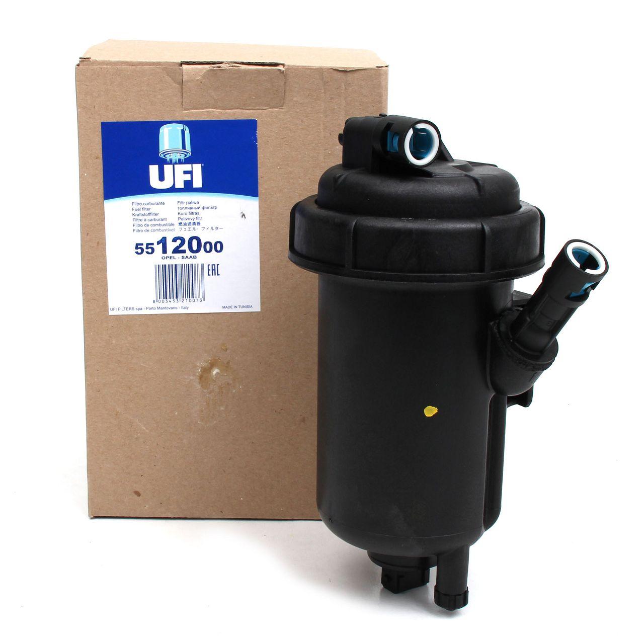 UFI Kraftstofffilter Dieselfilter für OPEL SIGNUM VECTRA C SAAB 9-3 1.9 DIESEL