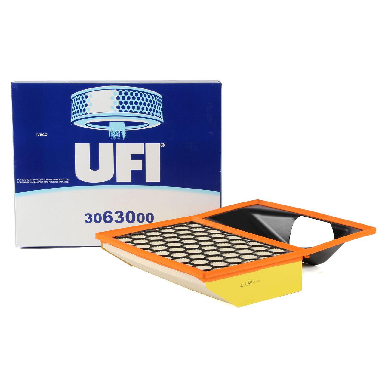 UFI 30.360.00 Luftfilter HONDA Civic 7 Hatchback (EU EP EV) 1.7 CTDi 100 PS