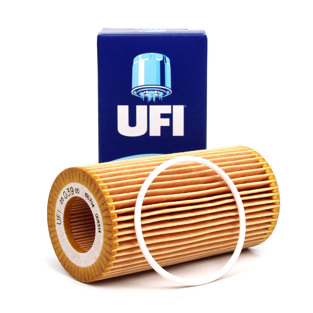 UFI Ölfilter Motorölfilter 25.039.00 für Ford Focus II Kuga I Mondeo IV S-Max