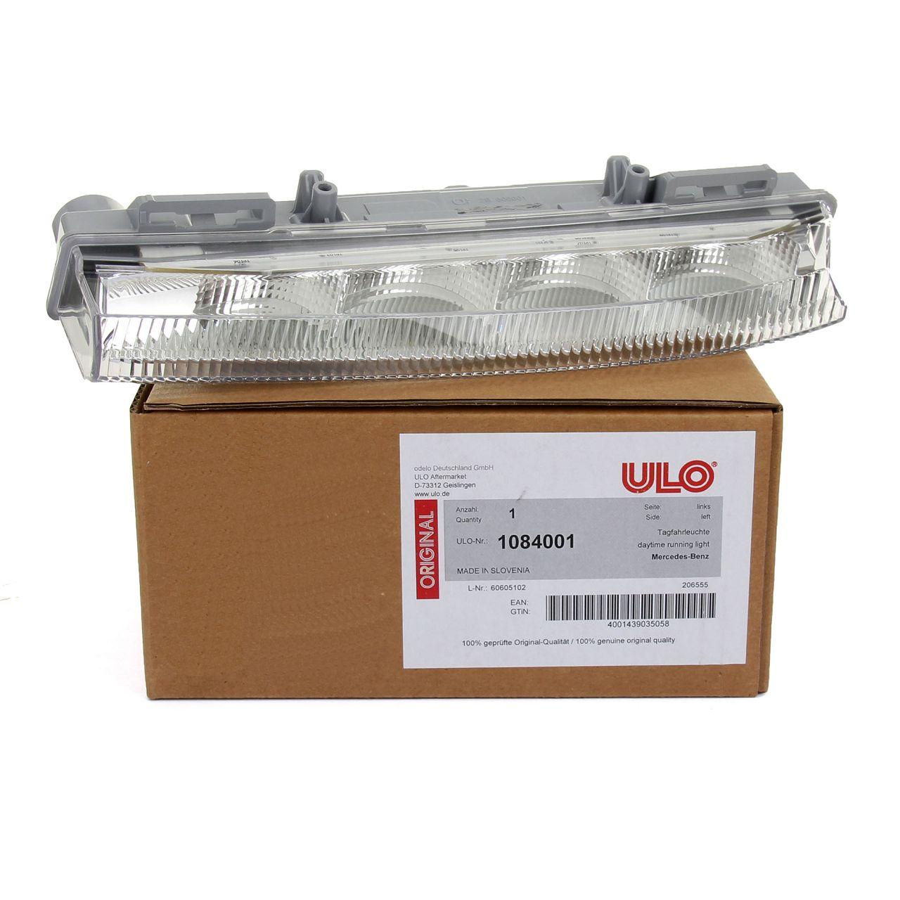 ULO Tagfahrlicht Tagfahrleuchte LED 1084001 C-Klasse E-Klasse vorne links