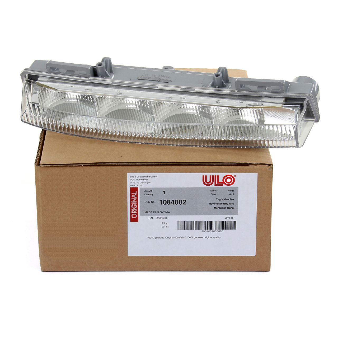 ULO Tagfahrlicht Tagfahrleuchte LED 1084002 C-Klasse E-Klasse vorne rechts