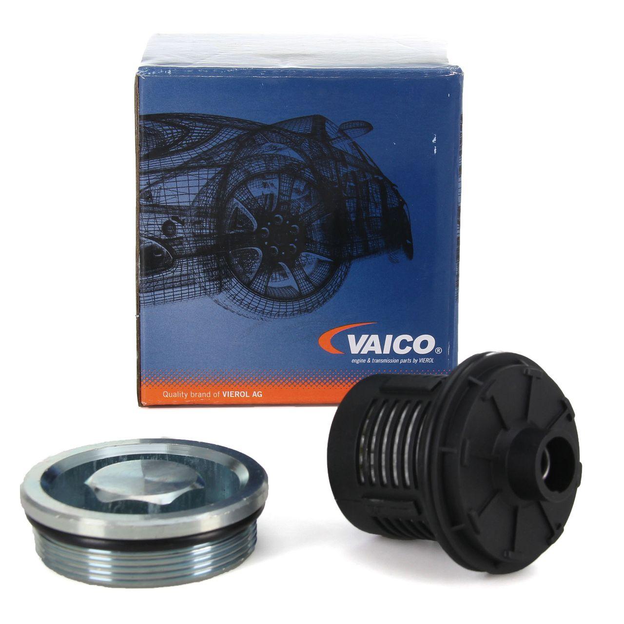 VAICO Ölfilter Haldex Kupplung AUDI A3 8P VW Golf 5 T5 Passat 3C 02D598574