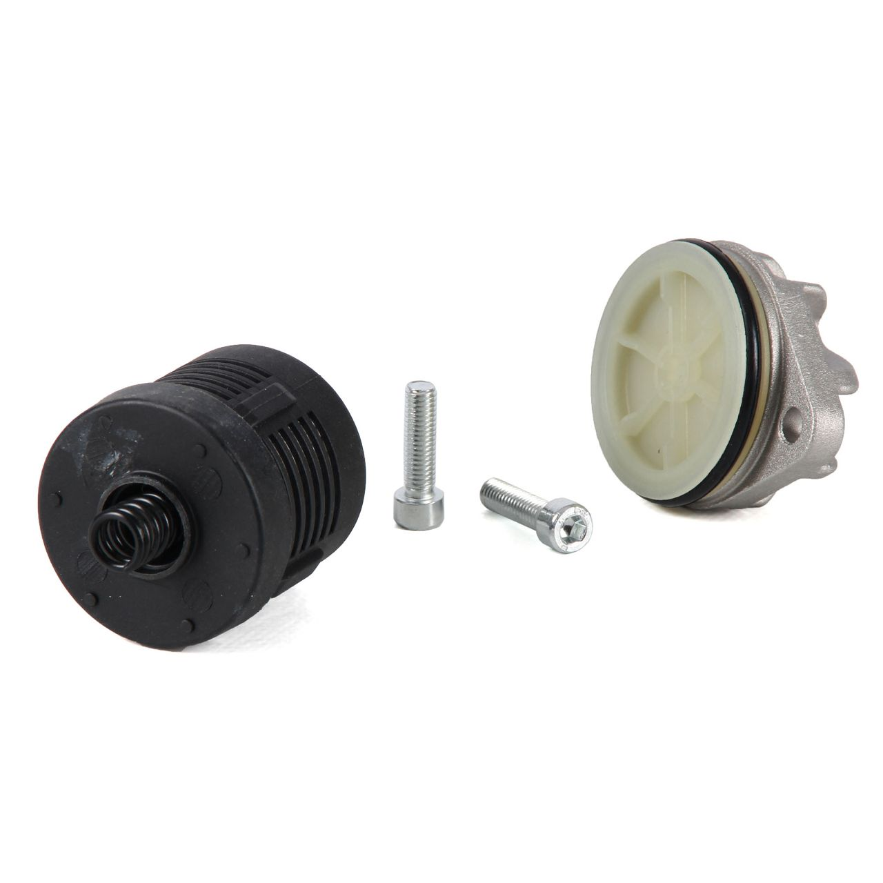 VAICO Getriebefilter + FEBI Hochleistungsöl Haldex-Öl ALLRAD HALDEX 1L für VOLVO 30787687