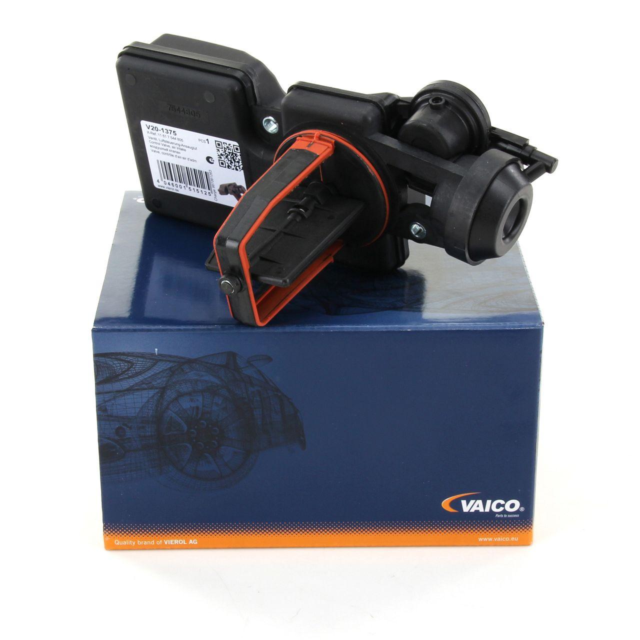 VAICO Verstelleinheit DISA Ventil Luftsteuerung Ansaugluft für BMW 3.0i V20-1375