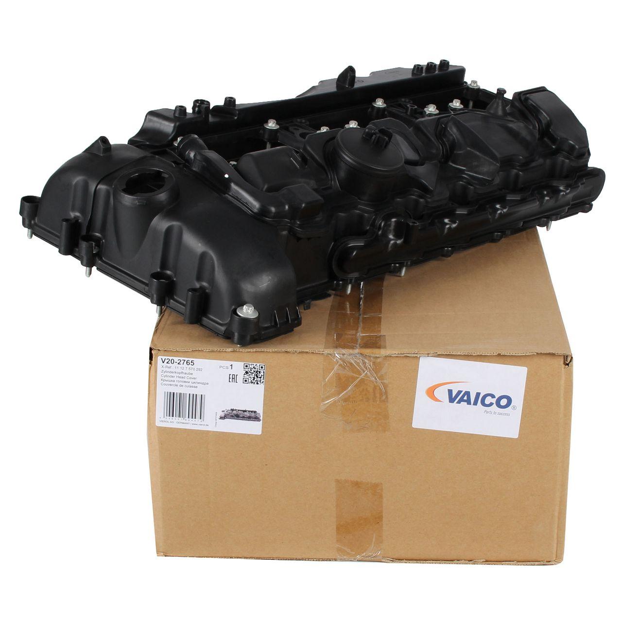 VAICO Ventildeckel + Ventildeckeldichtung BMW M135i 235i M2 335i 435i 535i 640i N54 N55