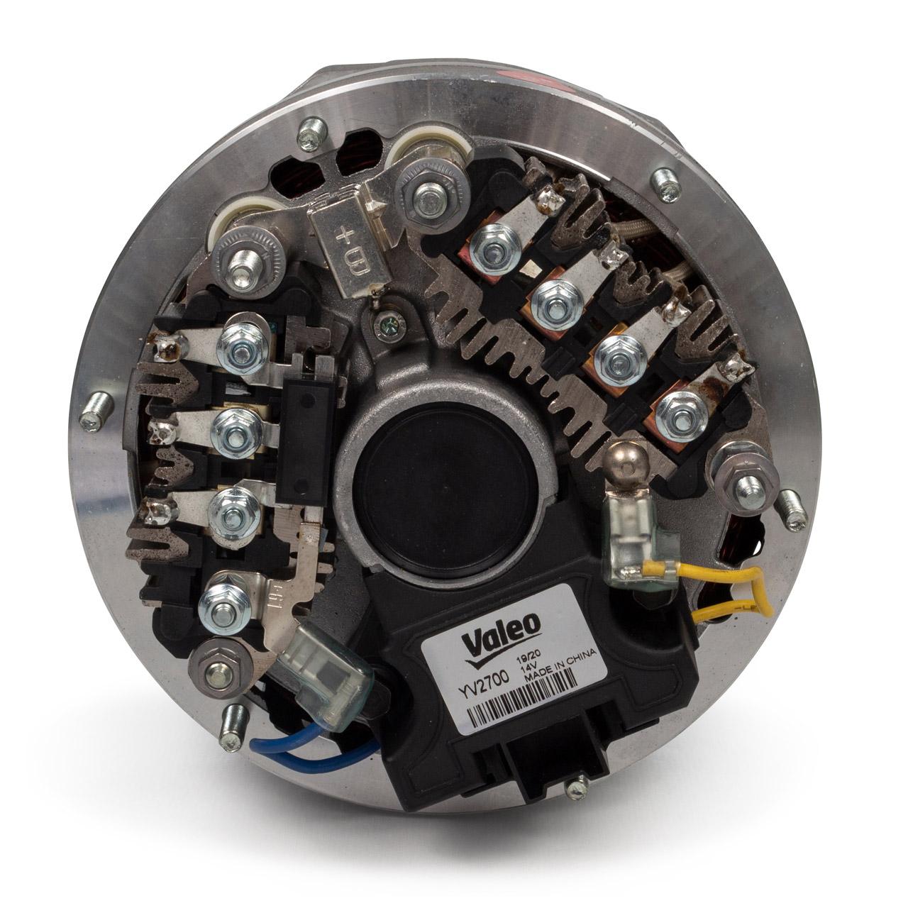 VALEO 432794 Lichtmaschine 14V 90A PORSCHE 911 3.2 3.3 1983-1990 91160312005