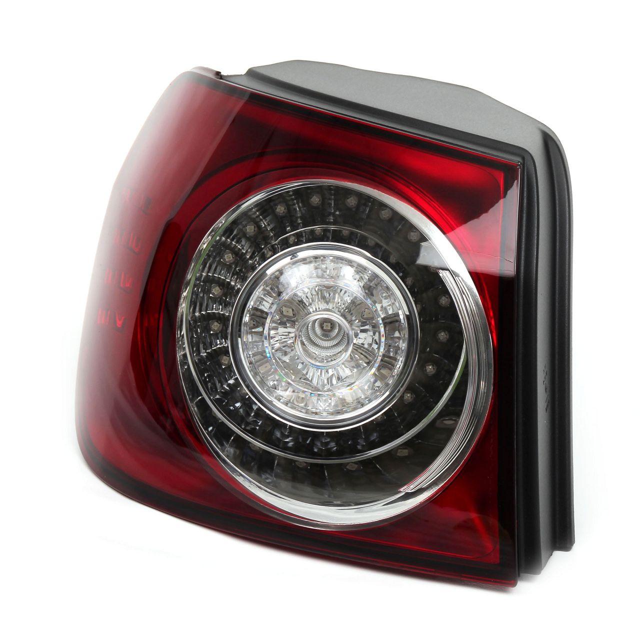 2x VALEO Rückleuchte LED für VW GOLF PLUS (5M1, 521) bis 2009 hinten außen