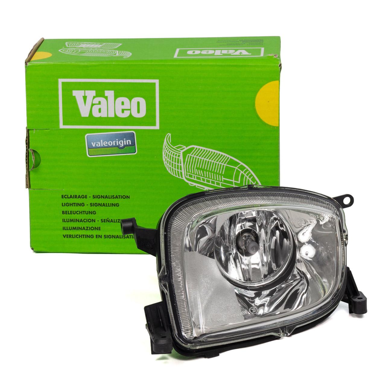 VALEO Nebelscheinwerfer H11 PORSCHE Cayenne 9PA 03.2003-12.2006 rechts 95563116202