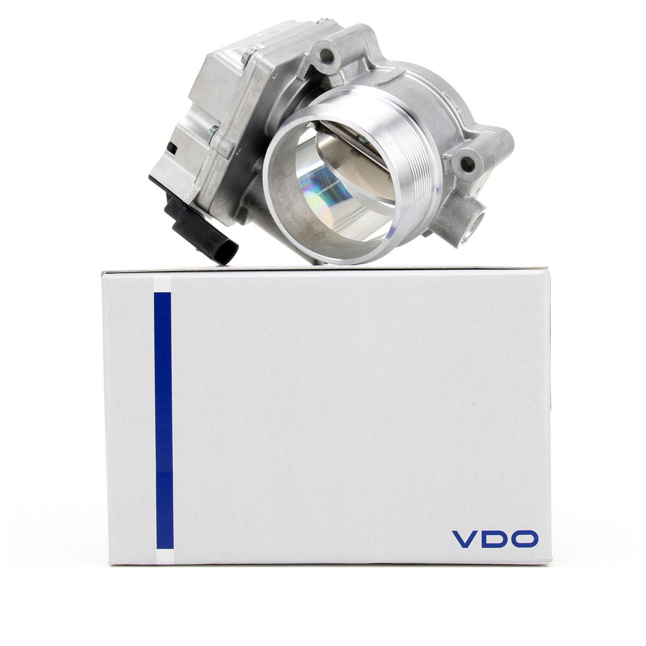 VDO Drosselklappe AUDI A4 A5 A6 A8 Q5 Q7 VW Touareg 2.7 3.0 TDI 4E0145950J