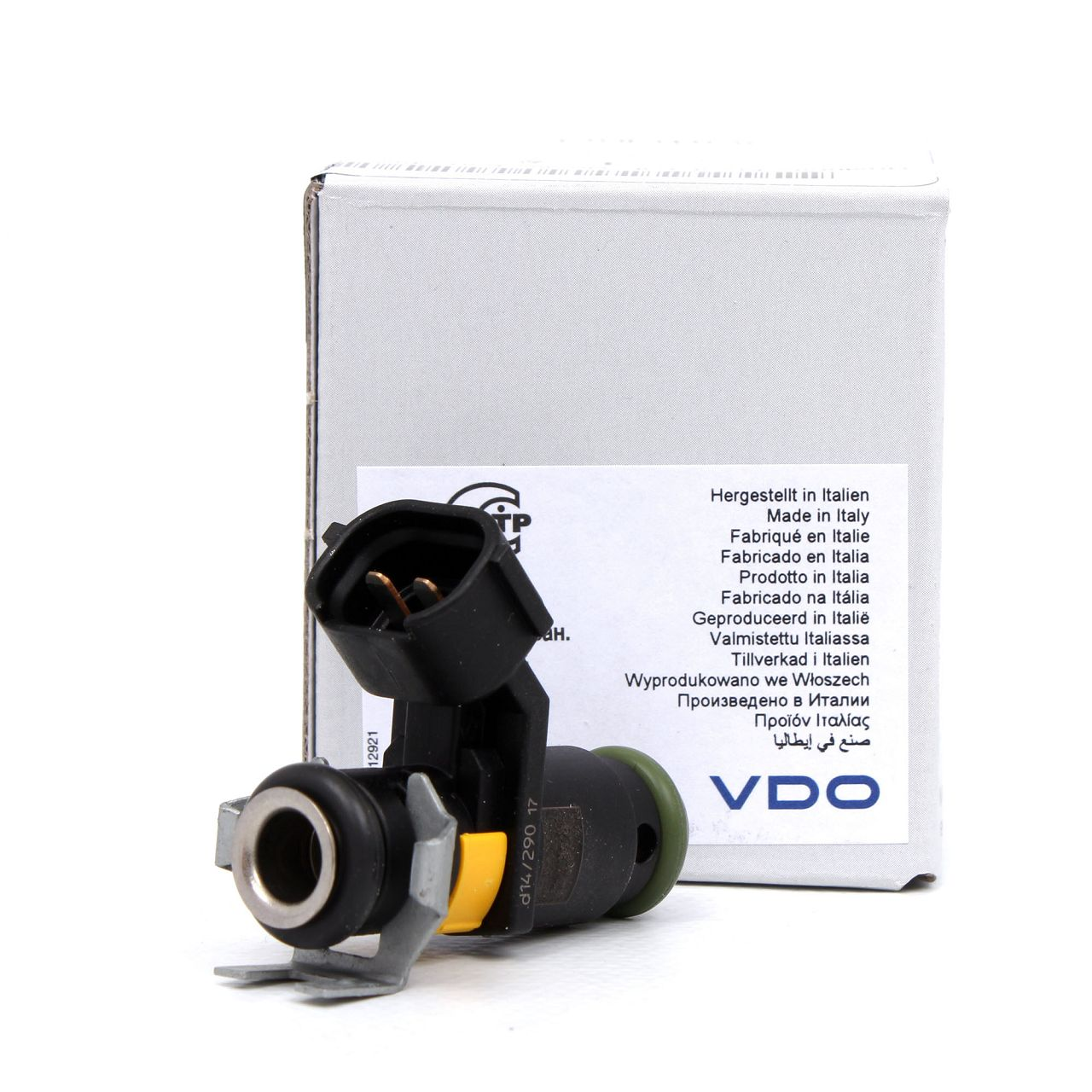 VDO A2C59506217 Einspritzventil Einspritzdüse Injektor für VW GOLF V VI