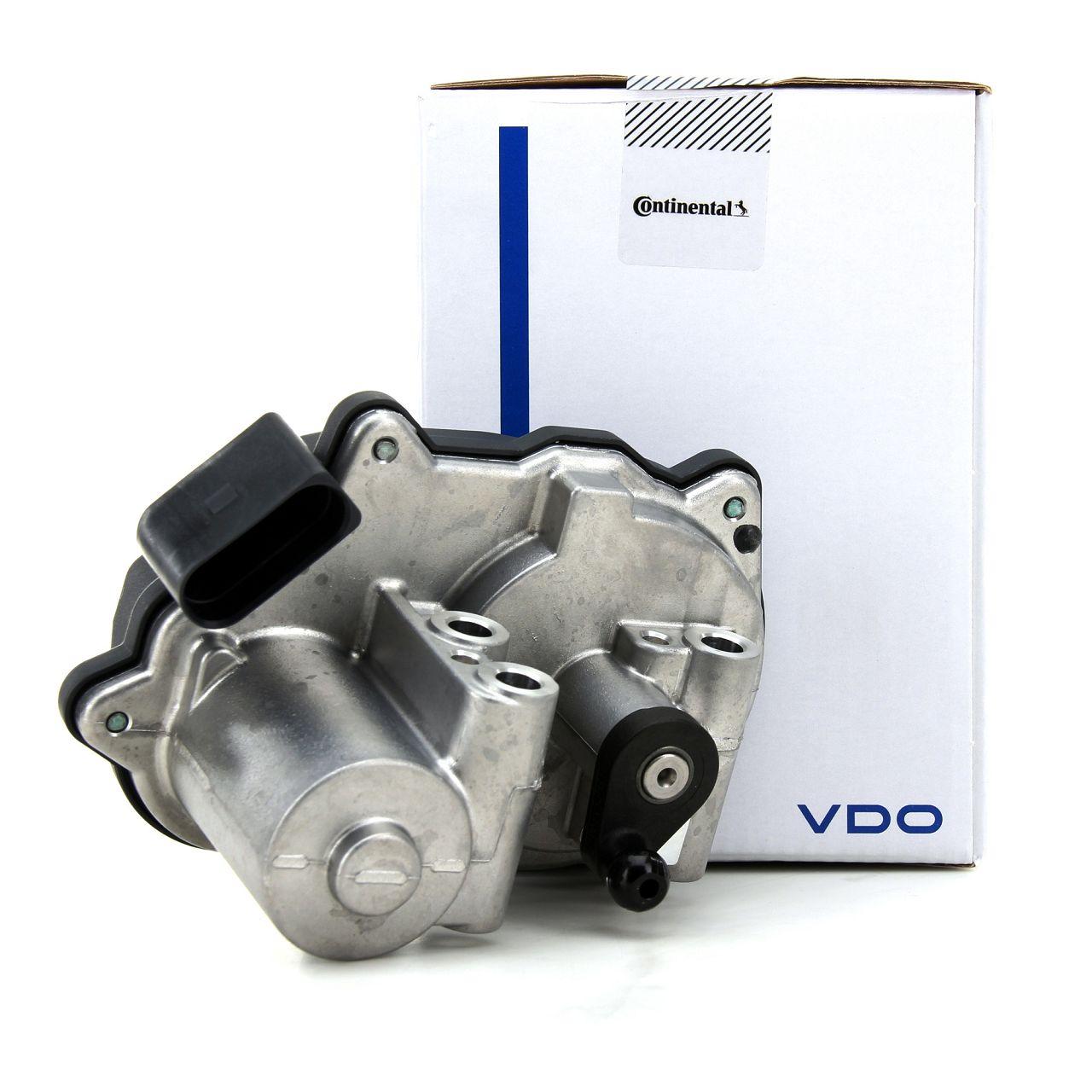 VDO A2C59506246 Luftklappensteller Stellmotor Drallklappen AUDI SEAT SKODA VW 2.0 TDI