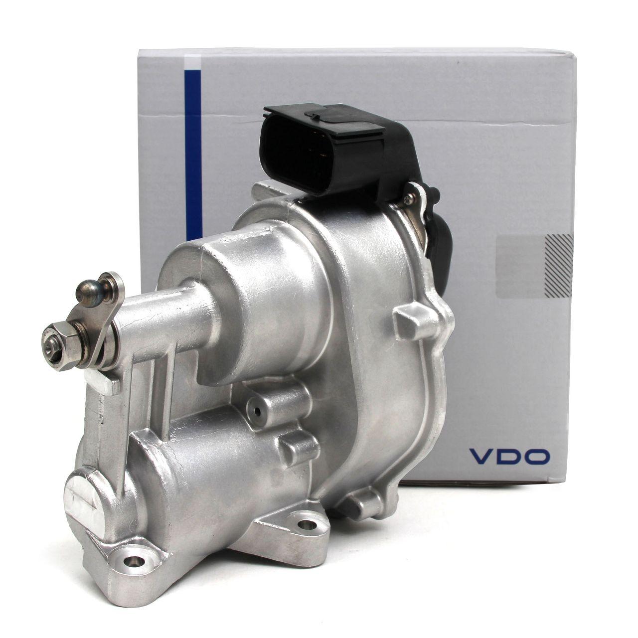 VDO A2C59506263 Stellmotor Umschaltklappe Saugrohr M5 E60 E61 M6 E63 E64 507 PS