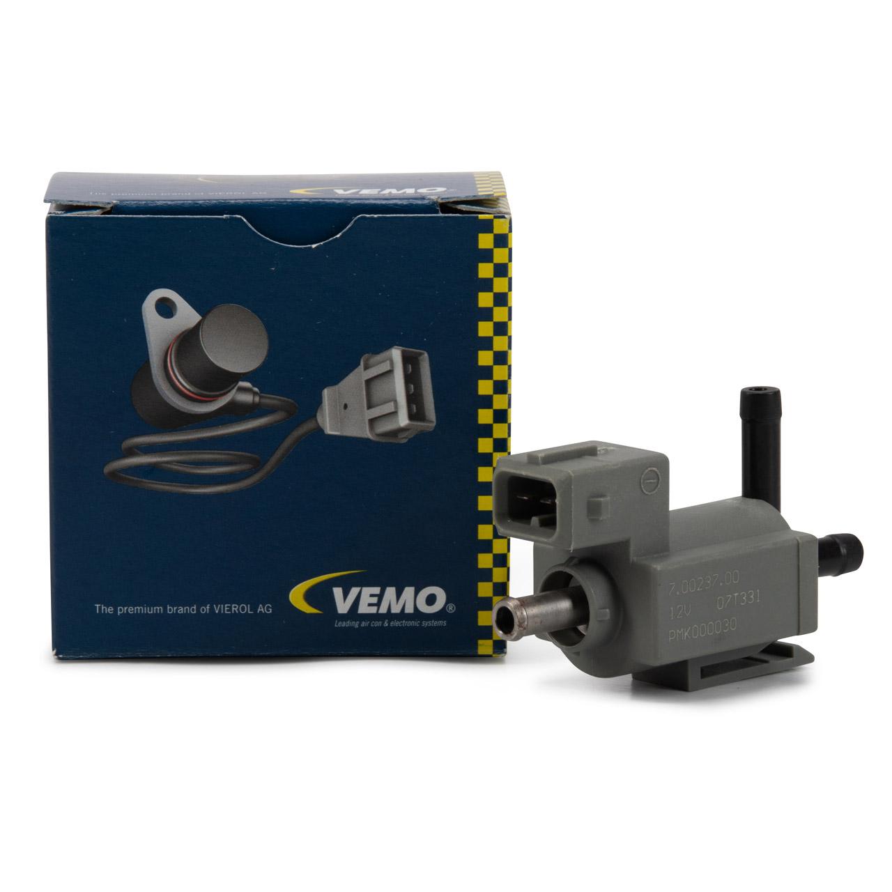 VEMO Ladedruckregelventil PORSCHE 996 3.6 Turbo GT2 GT3 Cayenne 9PA Turbo 4.5 Panamera 970