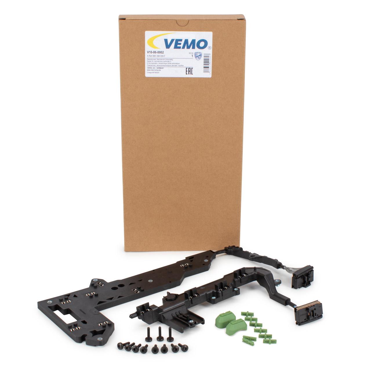 VEMO Reparatursatz Mechatronic für 7-Gang Doppelkupplungsgetriebe DL501 0B5