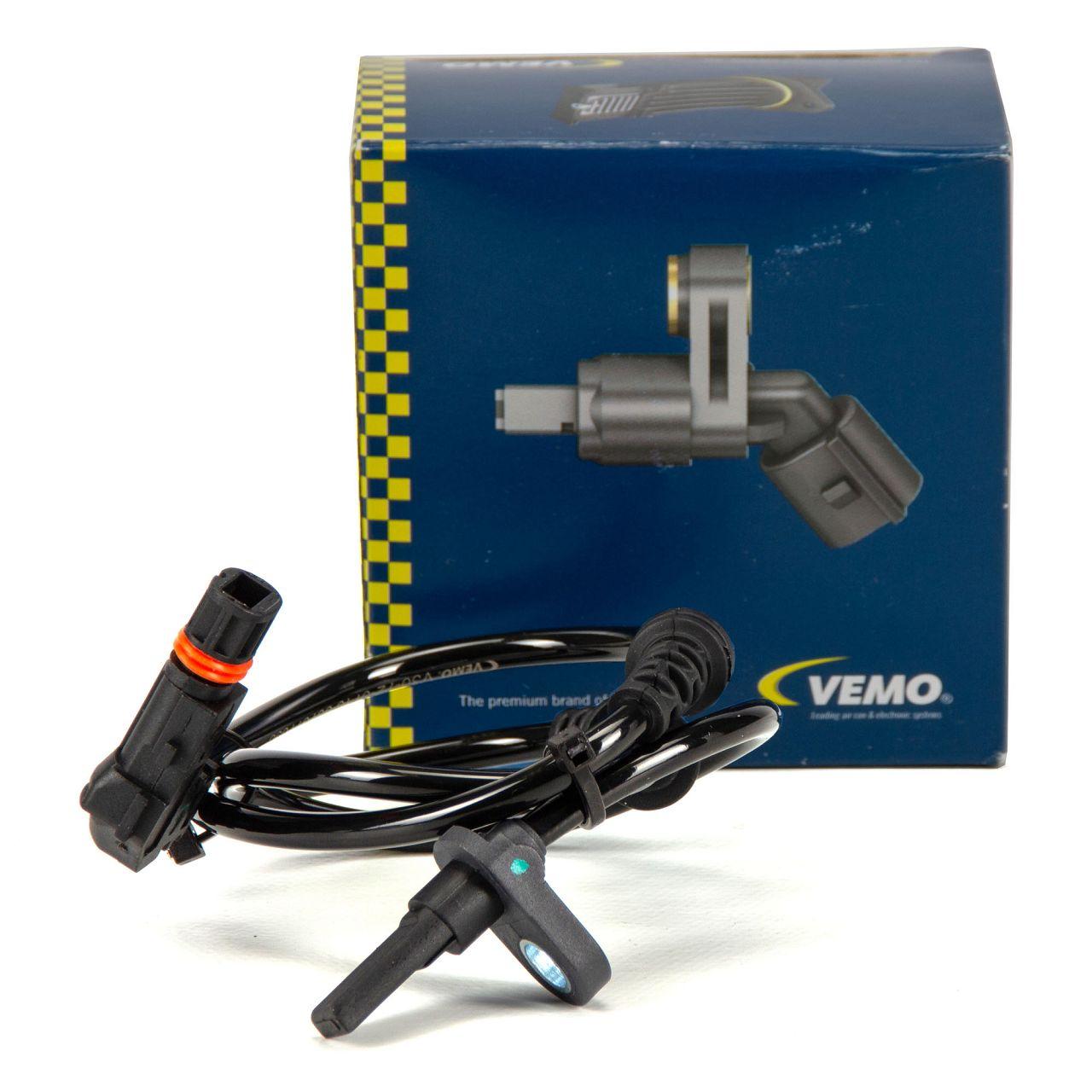 VEMO ABS Sensor Raddrehzahl MERCEDES-BENZ A-Klasse W169 B-Klasse W245 vorne