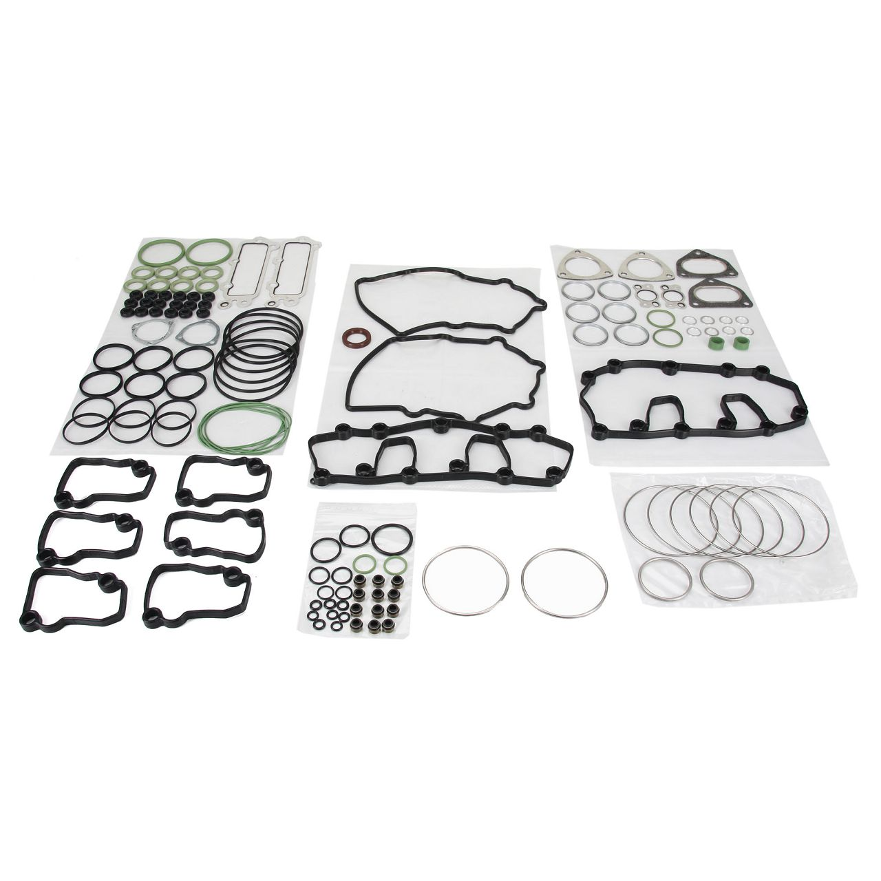 REINZ Motordichtsatz Zylinderkopfdichtung Satz PORSCHE 993 3.6/3.8 Carrera 272-301 PS