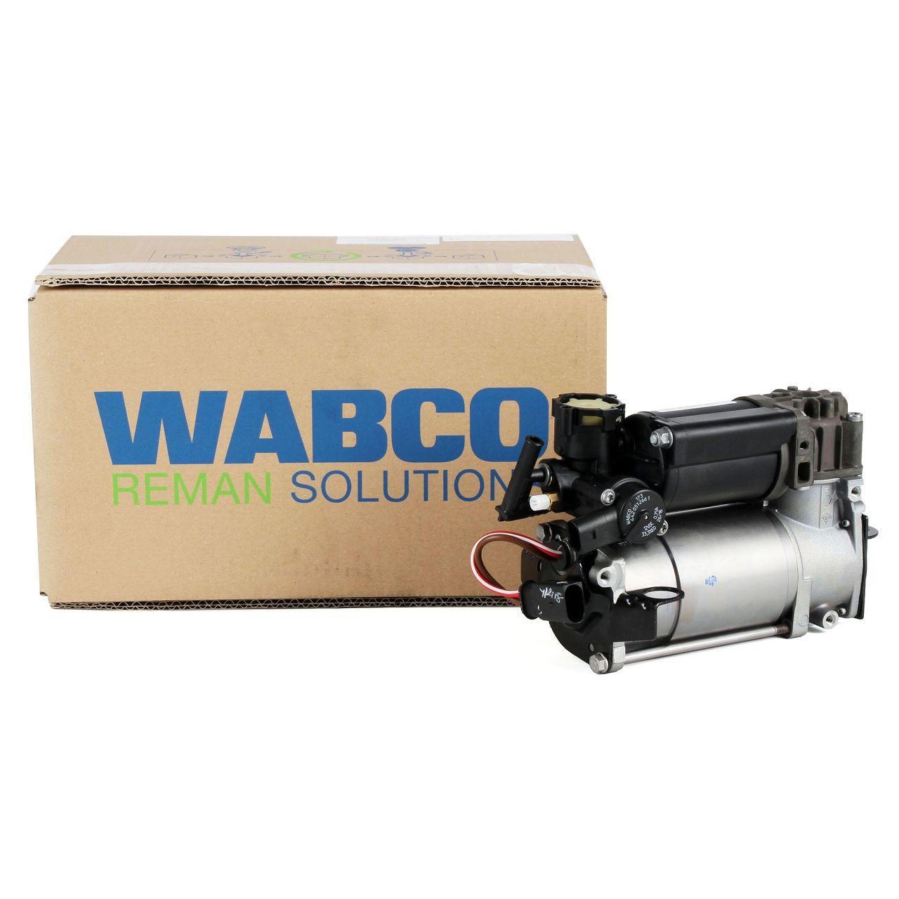 WABCO Kompressor Luftfederung Airmatic MERCEDES C219 W211 W220 2113200304