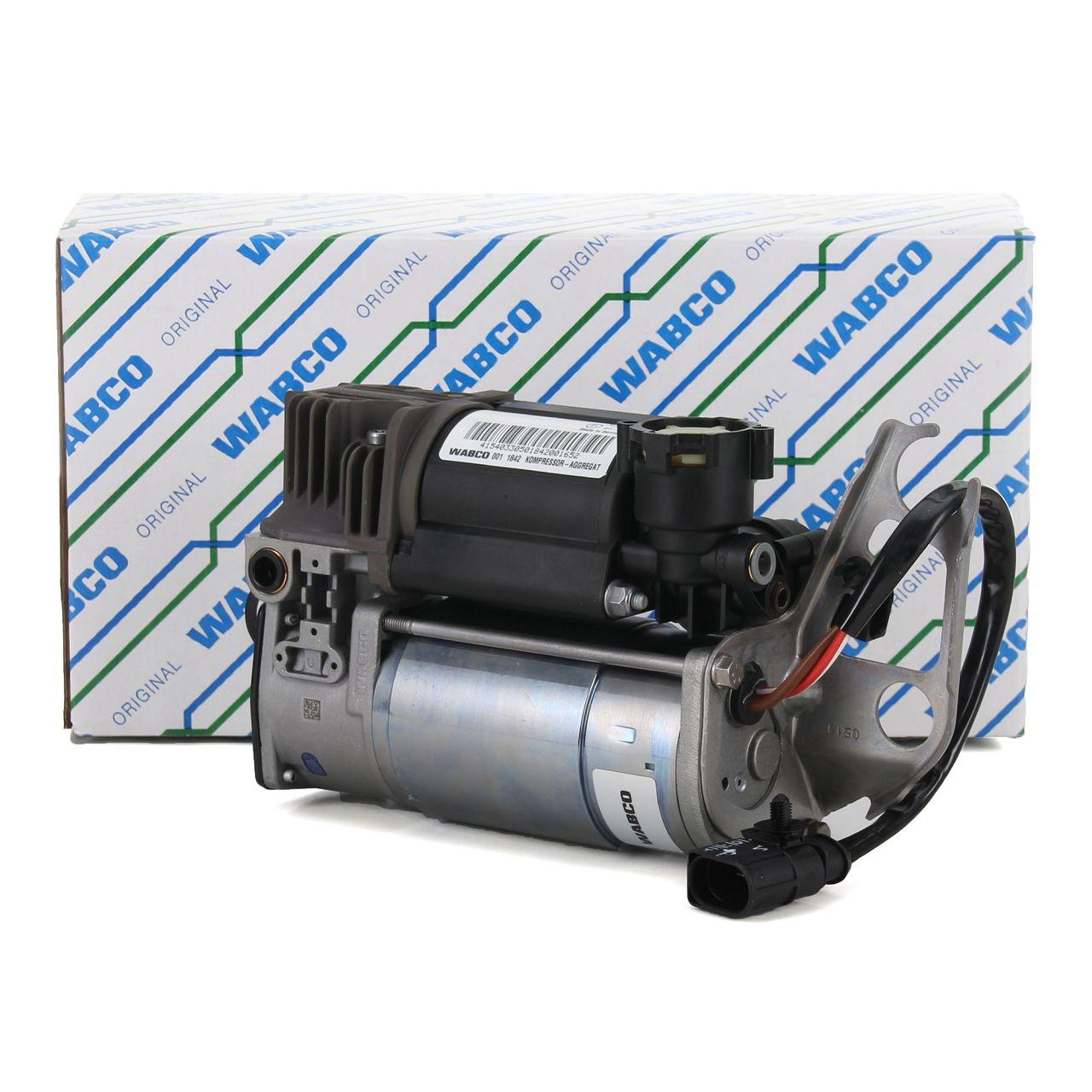 WABCO Kompressor Luftfederung AUDI Q7 4LB PORSCHE Cayenne 9PA VW Touareg 7L