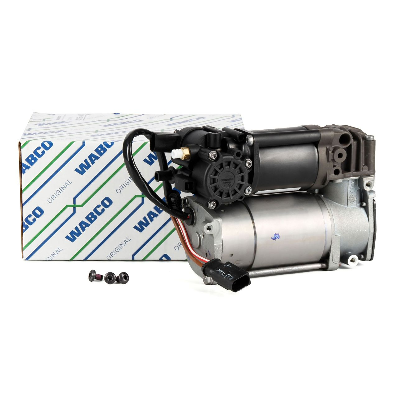 WABCO Kompressor Luftfederung Luftkompressor Airmatic für MERCEDES C218 W212