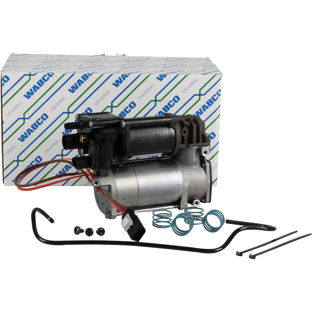 WABCO Kompressor Luftfederung Luftkompressor für BMW 5er F07 F11 7er F01-04