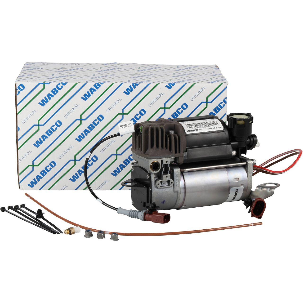 WABCO Kompressor Luftfederung Luftkompressor für AUDI A6 (C6) LIMO/AVANT/ALLROAD