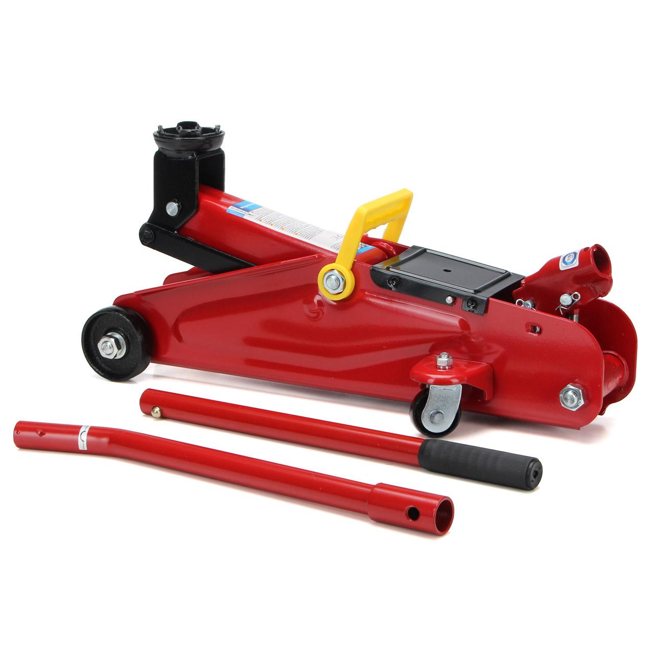 Wagenheber Rangierwagenheber Rangierhilfe hydraulisch bis 2000 kg