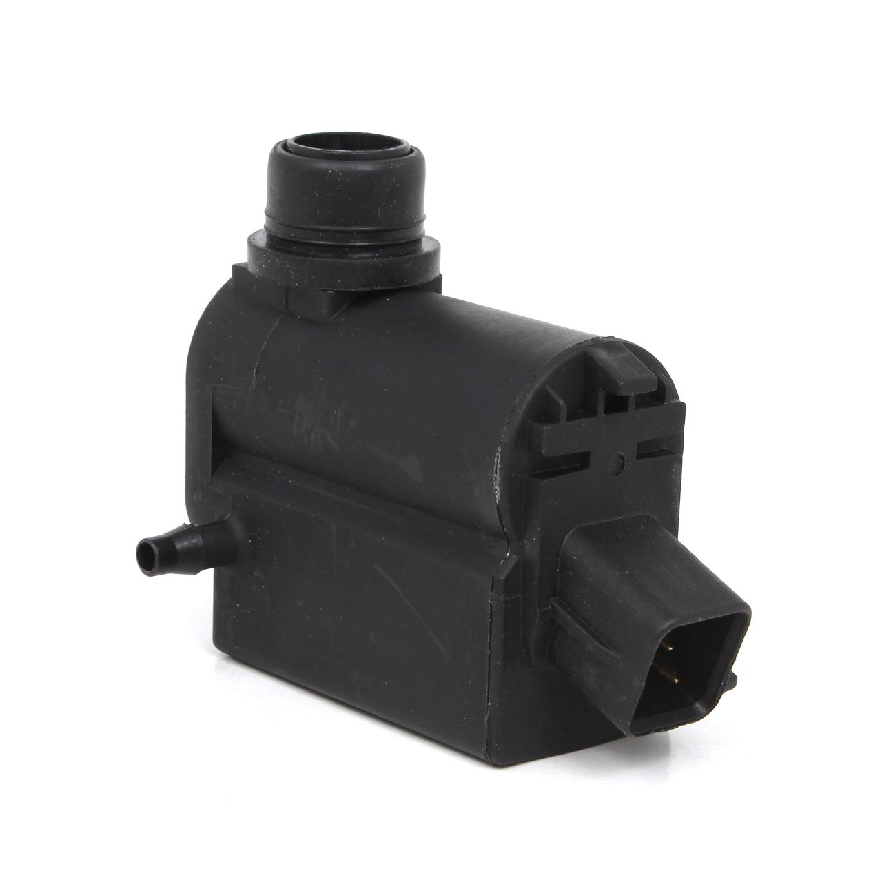 Waschwasserpumpe Dualpumpe 3-pol HYUNDAI Accent 3 Getz Santa Fe 1 KIA Rio 2 Sorento 1 2