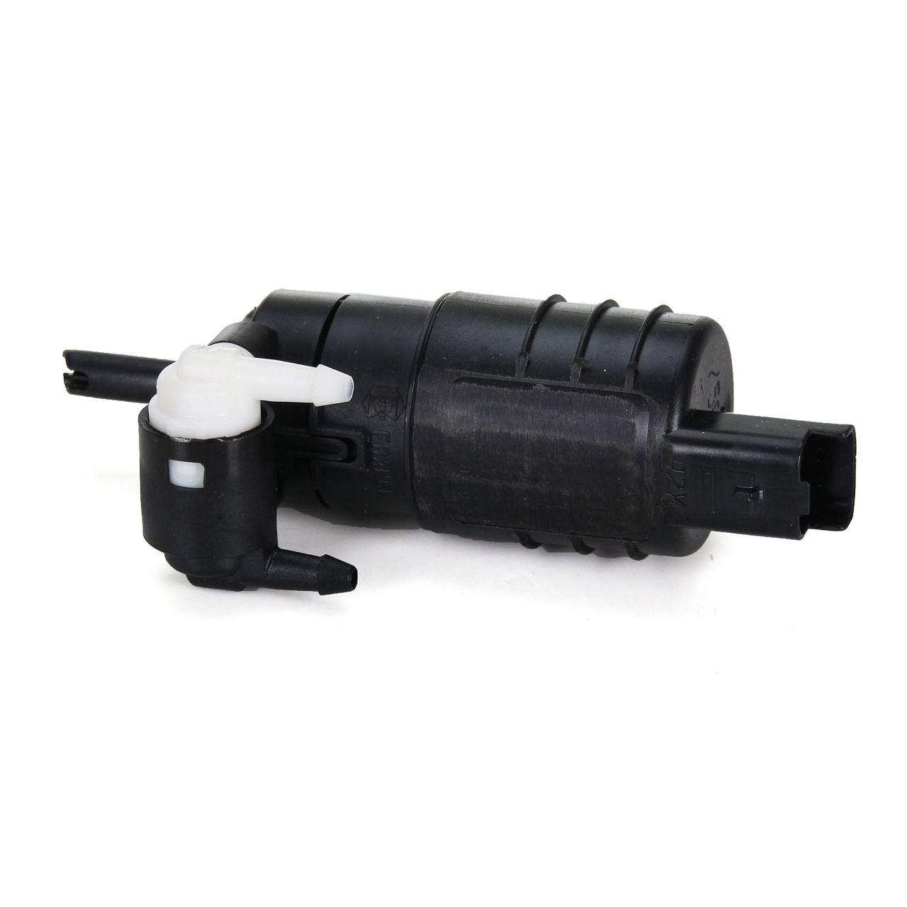 Waschwasserpumpe Dualpumpe für RENAULT CLIO ESPACE LAGUNA MEGANE SCENIC TWINGO