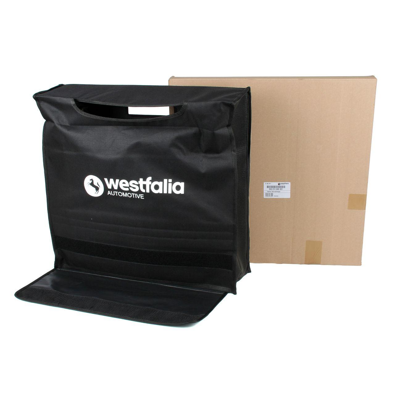 Transporttasche für Fahrradträger Heckträger WESTFALIA BC 80 BIKELANDER