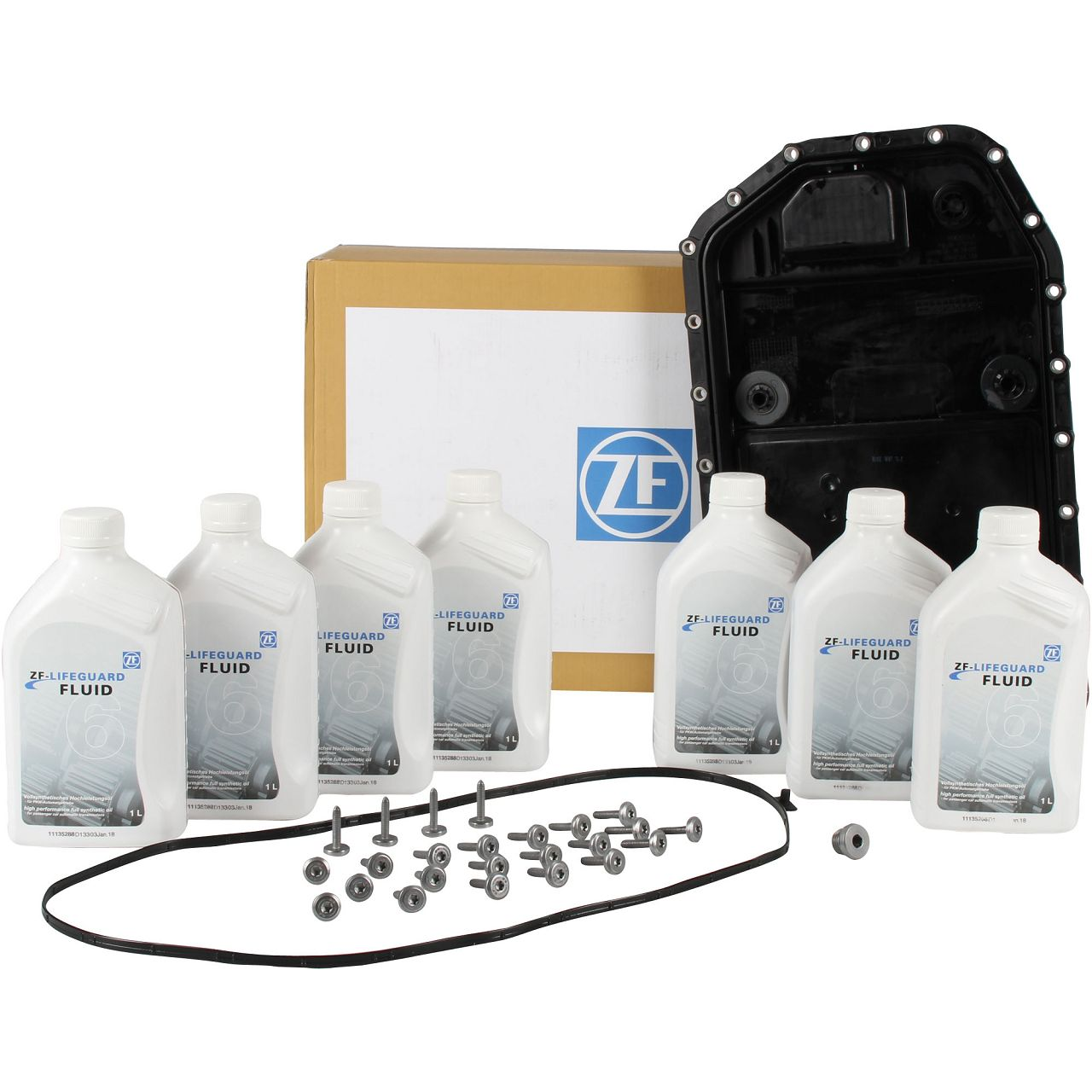 ZF Ölwechsel Satz 6-Gang Automatikgetriebe für BMW E81-88 E90-93 E39 E60 E61