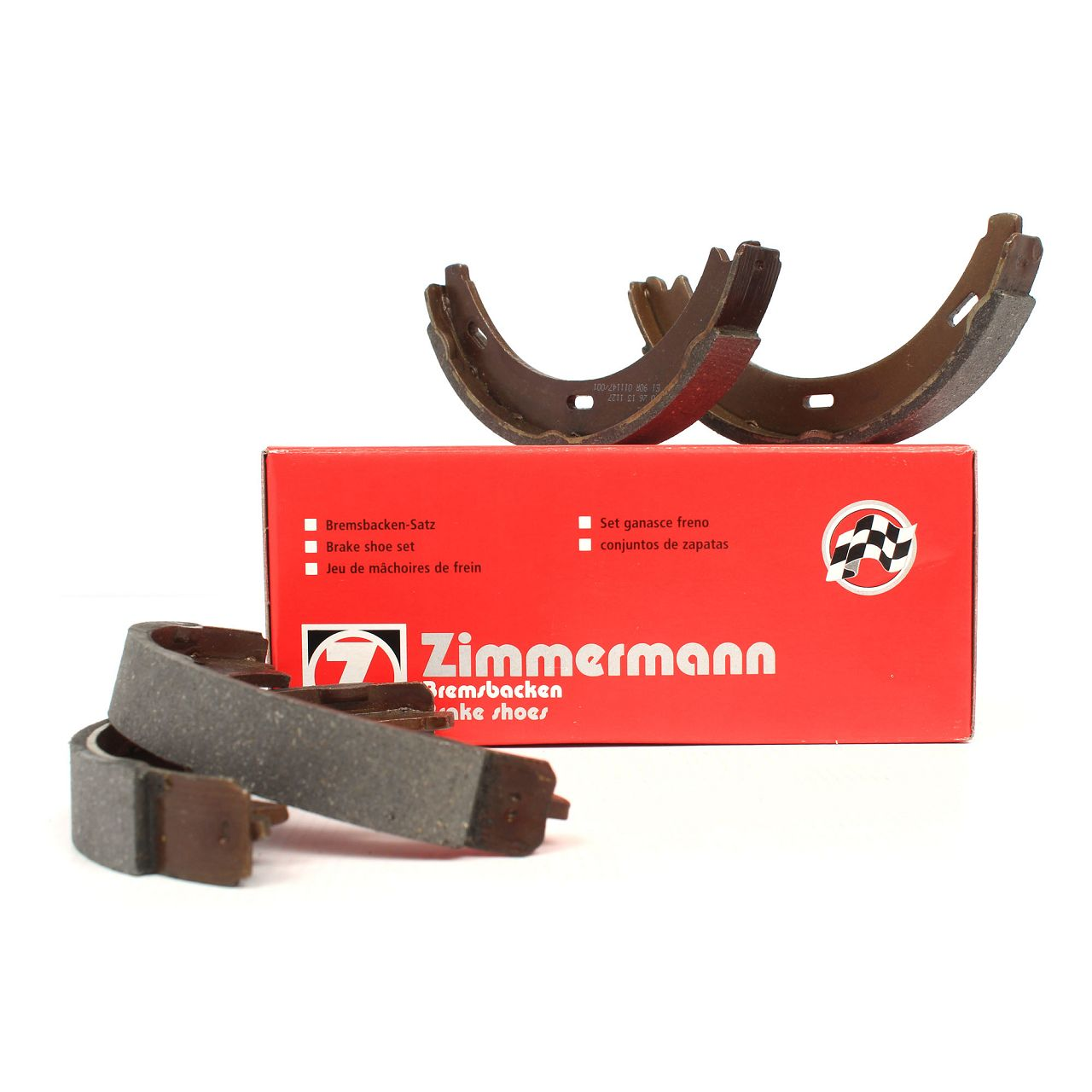 ZIMMERMANN Bremsbacken Satz MERCEDES 190 W201 W168 W169 W202 W203 W124 W210