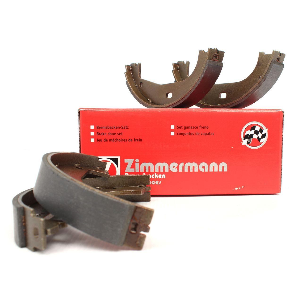 ZIMMERMANN Bremsbacken Satz BMW 3er E36 316-328i 318/325tds Z1 2.5 Z3 1.8-3.0
