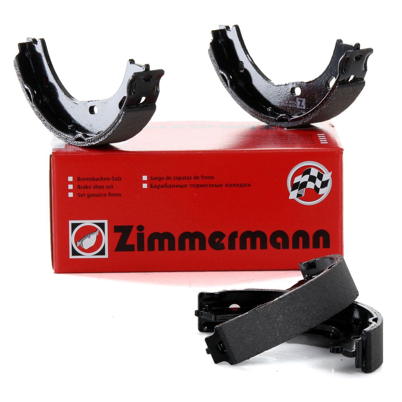 ZIMMERMANN Bremsbacken Satz MERCEDES W114 W115 W111 W112 W116 W126 W123 R107