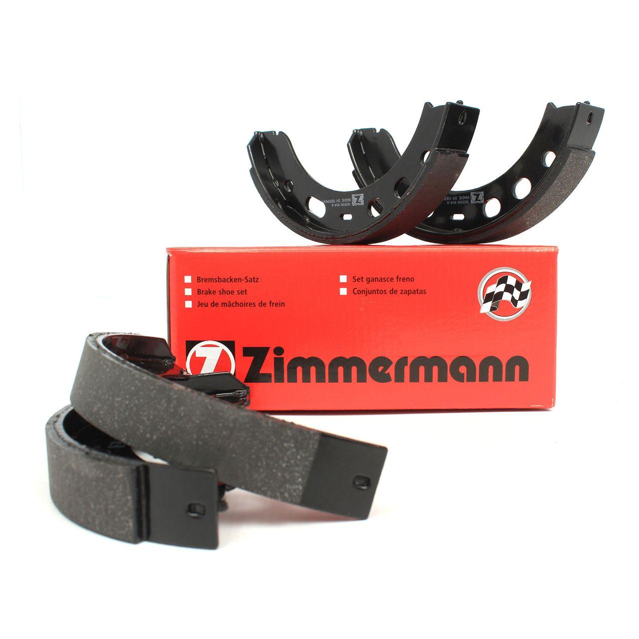 ZIMMERMANN Bremsbacken Satz PORSCHE 911 (964 996 997) 924 928 Boxster Cayman