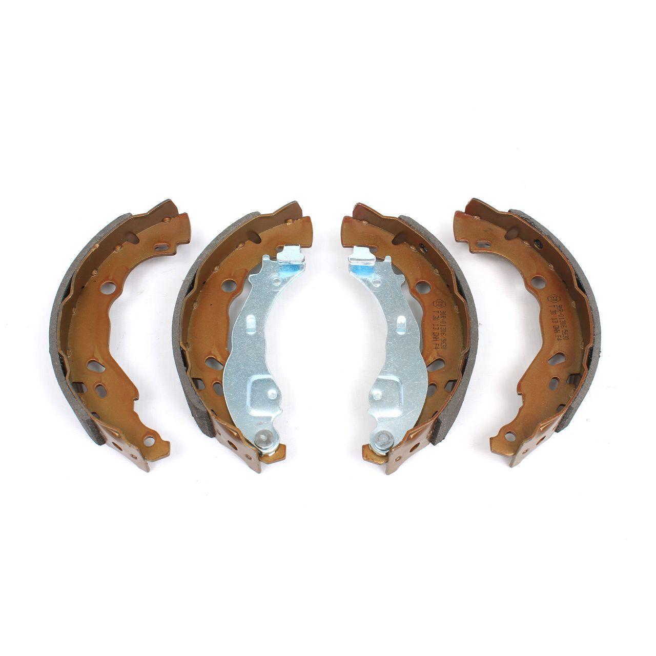 ZIMMERMANN Bremsbacken CITROEN C2 C3 I + II Pluriel LANCIA Ypsilon PEUGEOT 1007 hinten