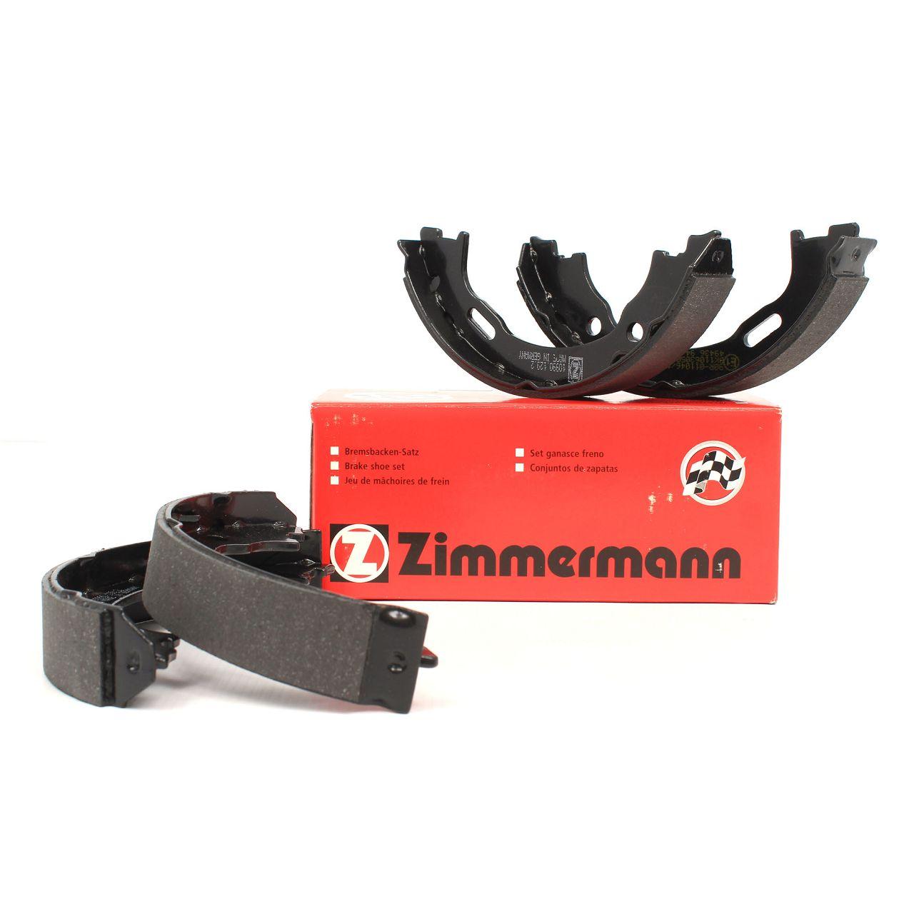 ZIMMERMANN Bremsbacken Satz MERCEDES M-Klasse W163 ML230-55AMG ML270/400CDI