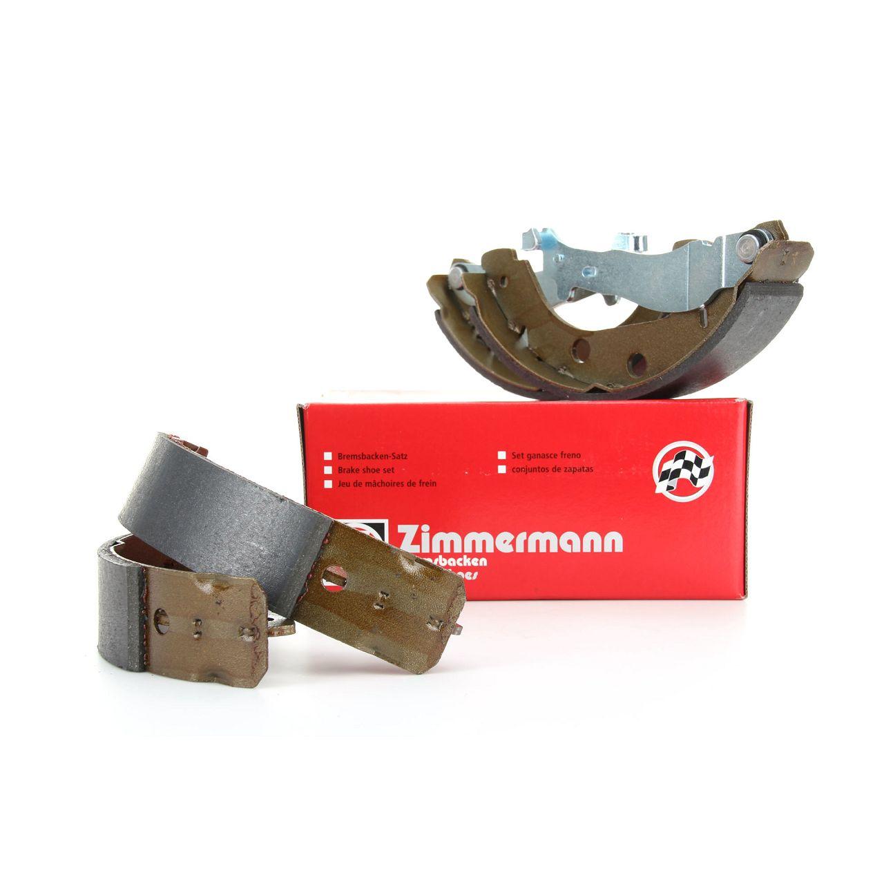 ZIMMERMANN Bremsbacken Satz NISSAN Primera (P11) RENAULT Kangoo / Rapid