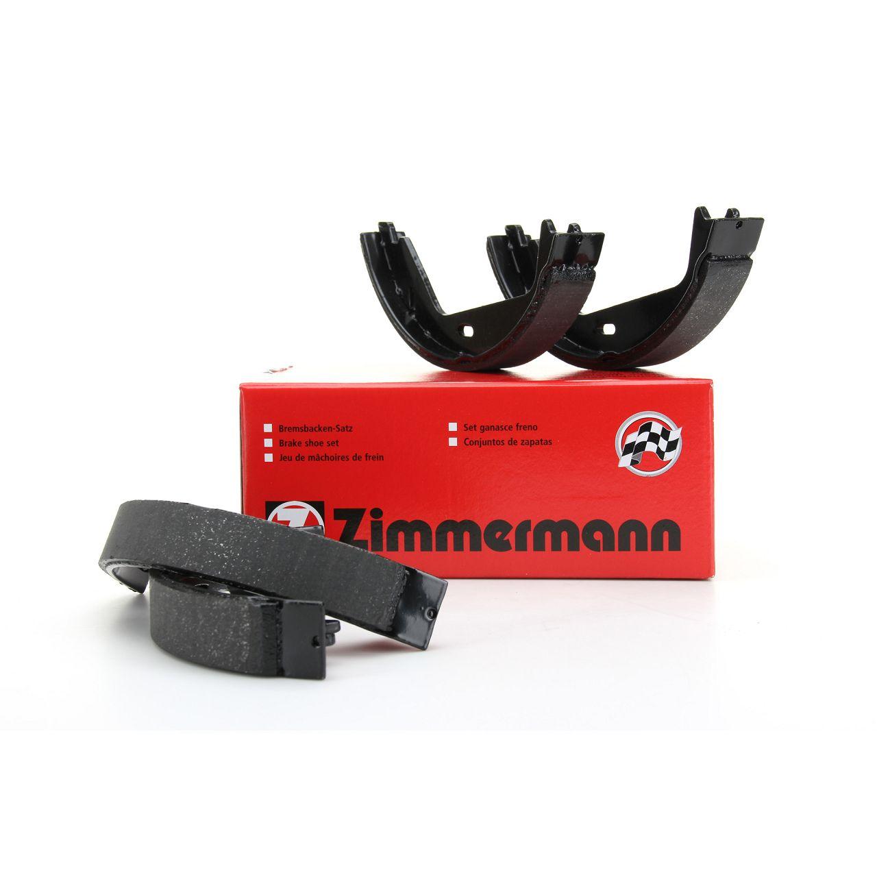 ZIMMERMANN Bremsbacken Satz VOLVO S60 I S80 I V70 I II XC70 Cross Country