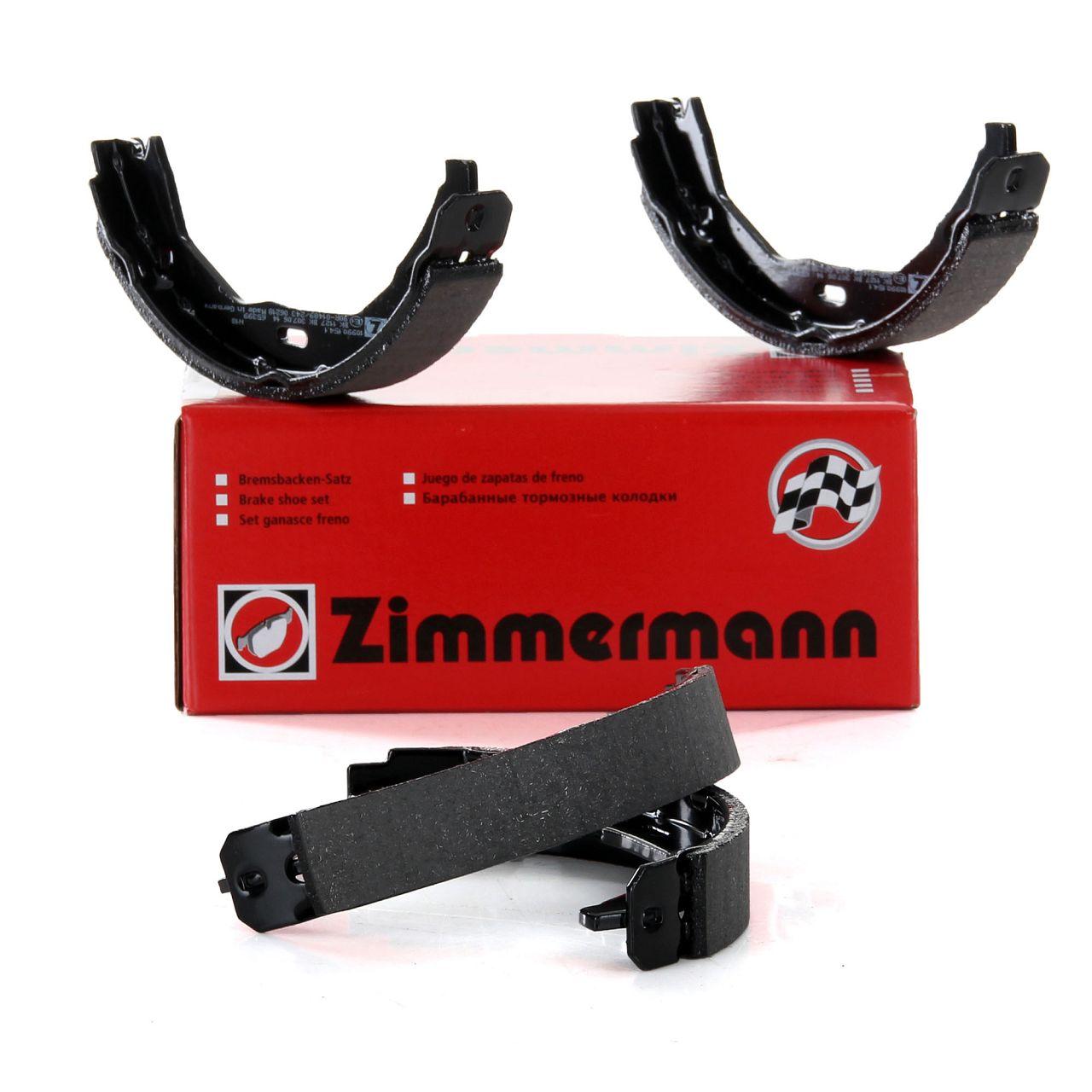 ZIMMERMANN Bremsbacken Satz MERCEDES W204 C204 S204 W212 A207 C207 S212