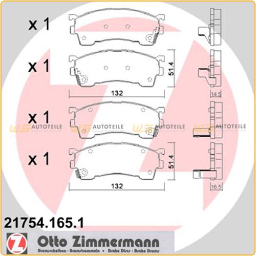 ZIMMERMANN Bremsen SPORT Bremsscheiben + Beläge für Mazda 626 MX-6 Xedos 6 vorne