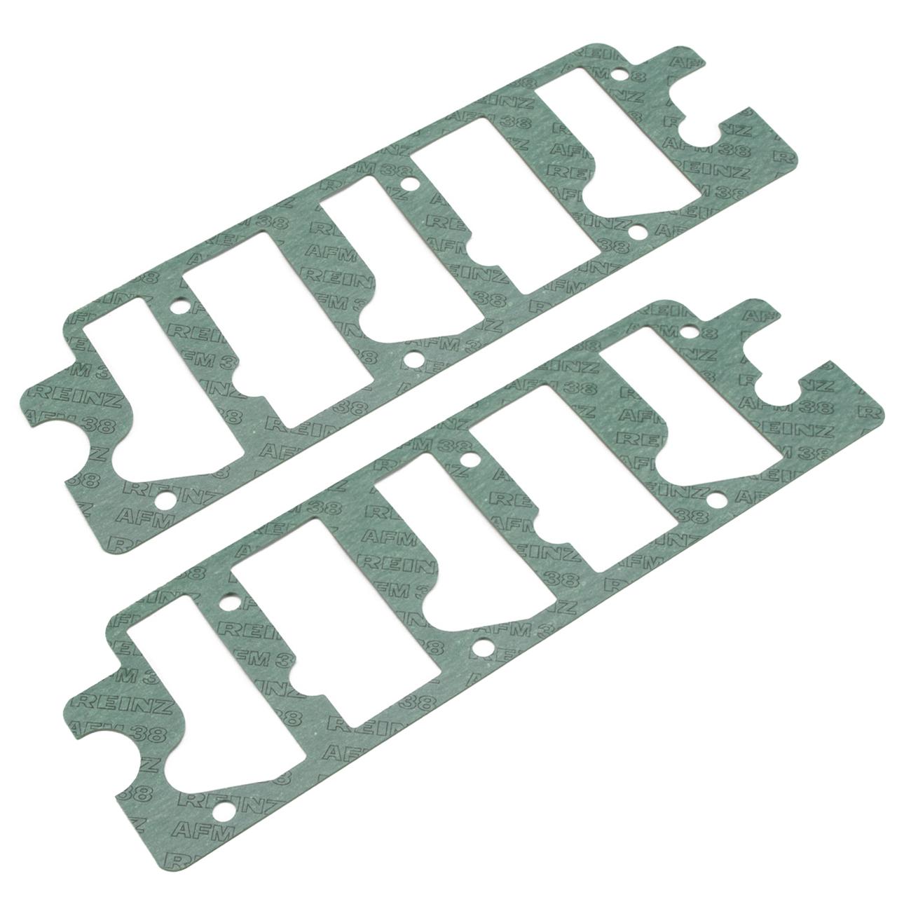 2x Ventildeckeldichtung PORSCHE 911 63-90 964 3.3 Turbo 914 /6 oben 93010519404