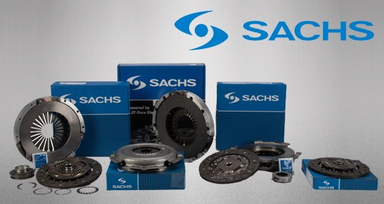 Sachs Kupplungsteile als Porsche Ersatzteile
