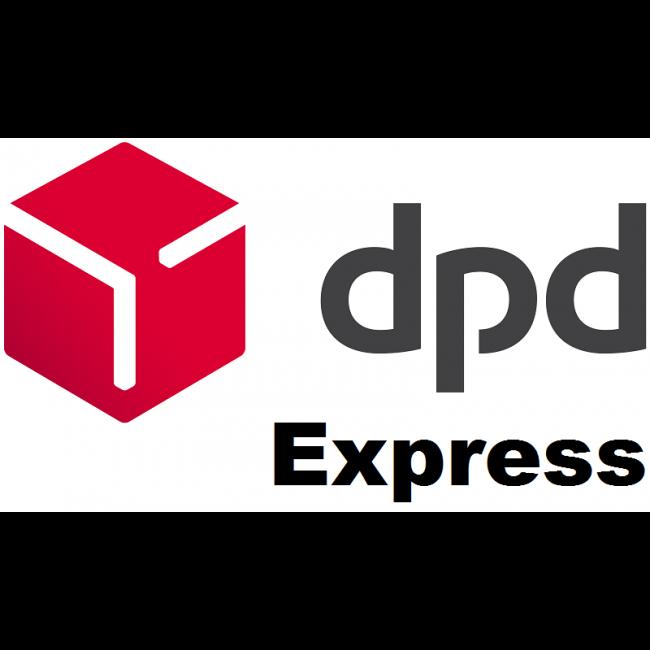 Das DPD Expresslogo steht für unseren Autoteile Expressversand mit DPD